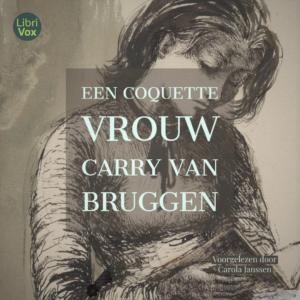 Cover van het luisterboek Een Coquette vrouw